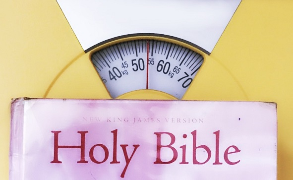 Weight Loss and My Relationship with God
