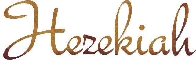 hezekiah